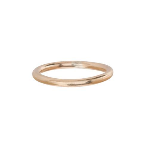 $35.00 Classic Gold Band Ring - Size 6