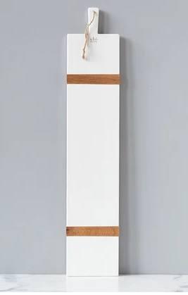 $110.00 White Mod Charcuterie Plank
