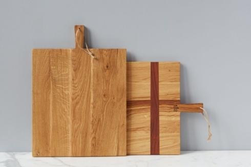 $185.00 Oak Rect Charc Board