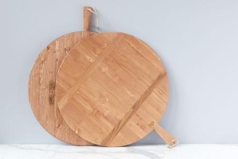 $120.00 Pine Rnd Charc Board