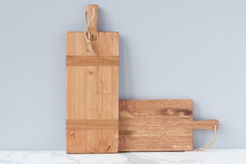 $95.00 Pine Rect Charc Board