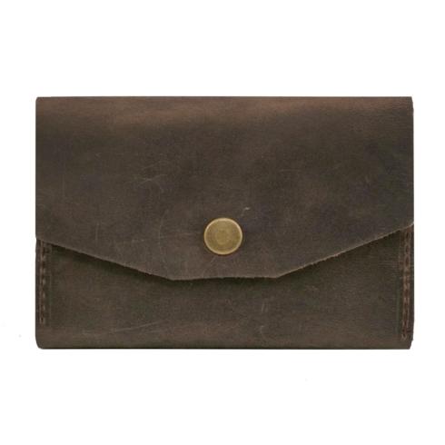 $57.00 Lucky Eleven Leather Ammo Case- Saddle