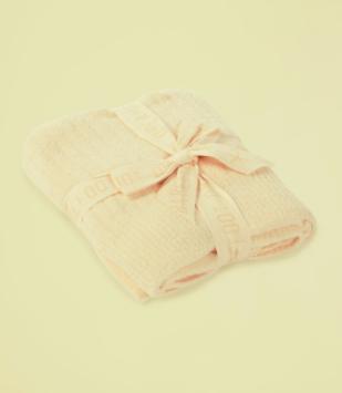 Barefoot Dreams   Ribbed Baby Blanket $79.00