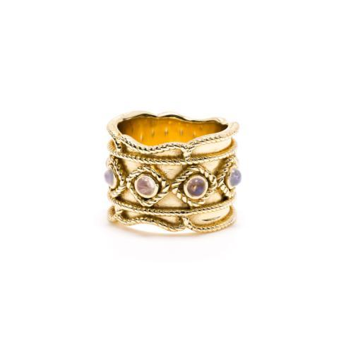 $135.00 Blue Labradorite Victoria Ring