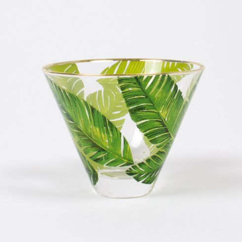 Stemless Martini Botanical  collection with 1 products