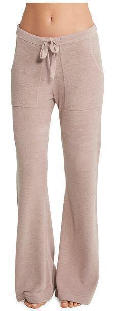 CozyChic Ultra Lite Womens Lounge Pant, Faded Rose Large