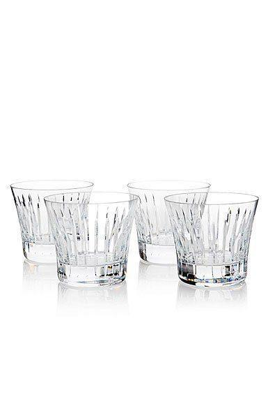 Baccarat   Symphony Double Old Fashion Tumblers s/4 $0.00