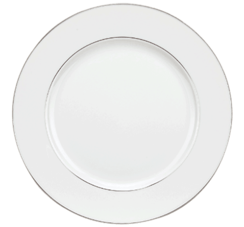 Christofle  Albi Dinner Plate Albi Porcelain $50.00