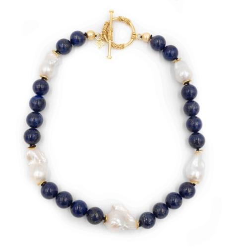 Annabelle Lapis Necklace collection with 1 products