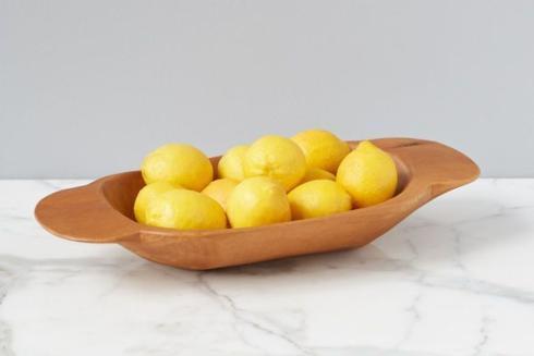 $138.00 Natural Dough Bowl, Small