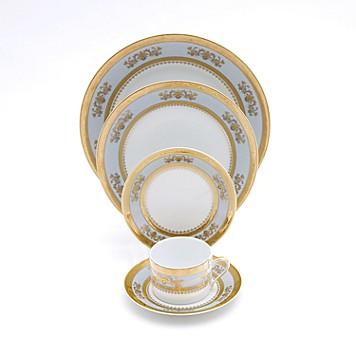 $50.00 Orsay Blue Tea Saucer