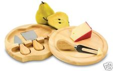 $19.00 Brie Cheese Board/Tools
