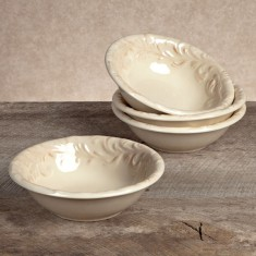 $20.00 Acanthus Leaf Salad Bowl