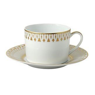 $113.00 Cup/Saucer Soleil Levant