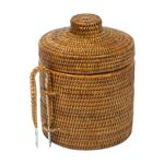 $77.00 Burma Ice Box/Tongs