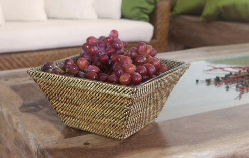 $139.00 Sq Bowl with Glass