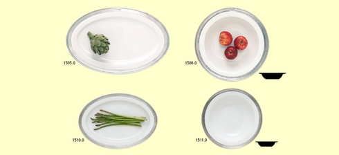Rd. Serving Bowl Convivio collection with 1 products