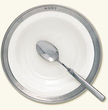 Match   Convivio Soup/Pasta Bowl White $118.00