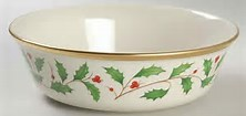 $33.60 Holiday All-Purpose Bowl