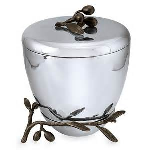 $250.00 Olive Branch Ice Bucket/Holster