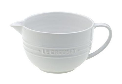 $52.00 Batter Bowl White 2 QT