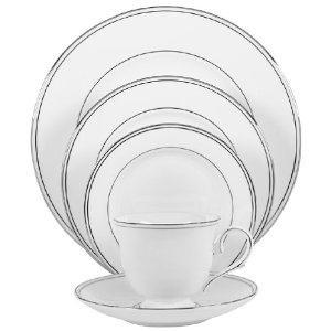Lenox  Federal Platinum Federal Platinum Cup/Saucer $40.00
