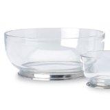 $172.00 Round Crystal Bowl