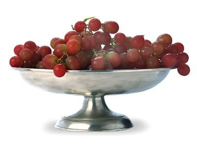$228.00 Oval Footed Shallow Bowl