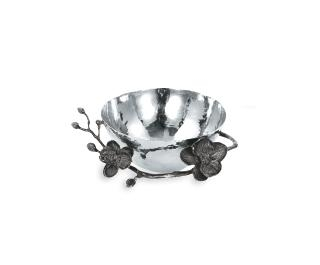 Michael Aram  Black Orchid Collection BLK Orchid Nut Bowl $99.00