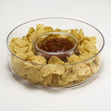 "Badash   Chip N Dip 11"" Manhattan $49.50"