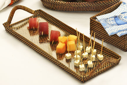 Rectangular Tray collection with 1 products