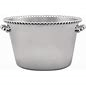 Mariposa  String of Pearls Pearled Ice Bucket $250.00
