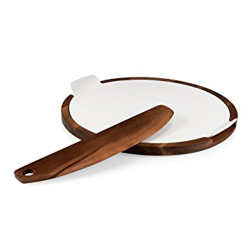 $64.50 Margherita Pizza Stone/Cutter
