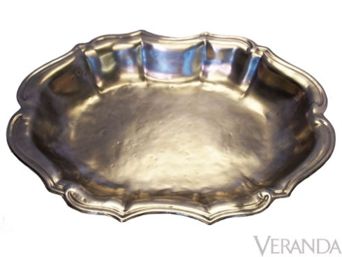 $349.00 Queen Anne Oval Bowl