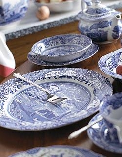 Blue Italian collection with 6 products