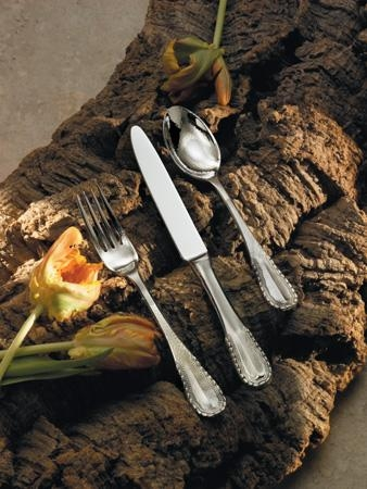 Ricci  Merletto Merletto 5 PC Pl Set STAINLESS FLATWARE $85.00