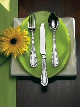 Ricci  Rivets Rivets 5PC Place Setting $85.00