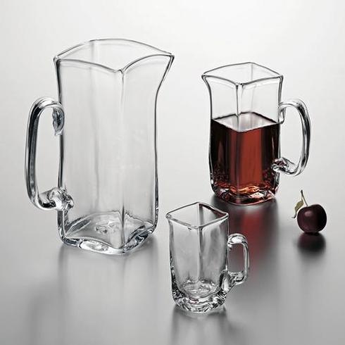 Simon Pearce  Woodbury Woodbury Lg Pitcher GLASS $160.00