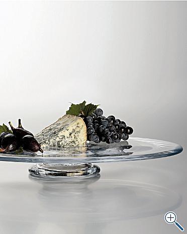 Simon Pearce  Revere Platter (1413) $350.00