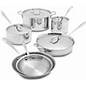 All-Clad  Stainless Steel 10 PS SS Set $699.99