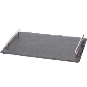 $23.00 Lg. Slate Cheese Board/Hndl