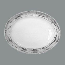 $187.00 Argentatus Oval Platter