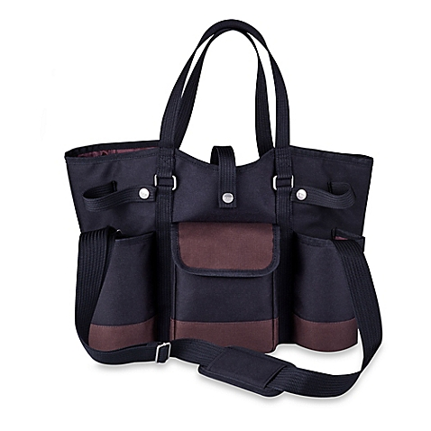 $47.50 Wine Country Tote Blk