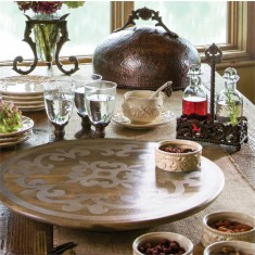 Lazy Susan collection with 1 products