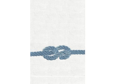 Anali Rope Guest Towel Navy