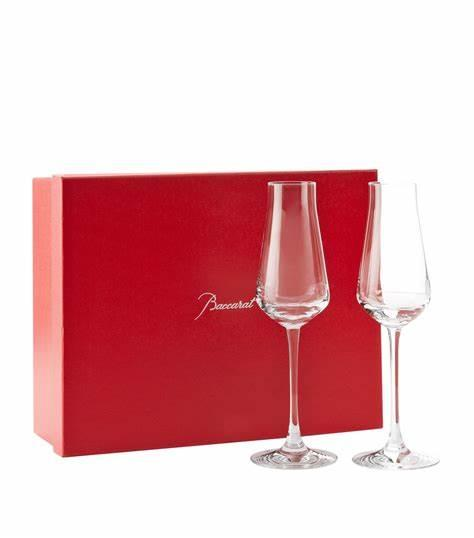 $230.00 Chateau Champagne Flute Set of 2