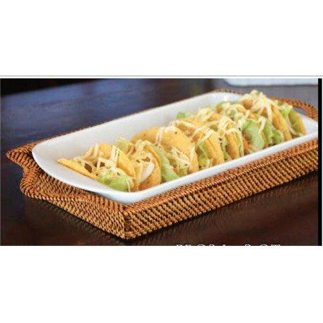 Rectangular Tray with Pillivuyt collection with 1 products