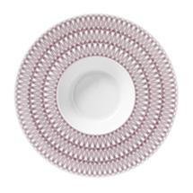 Mood Nomade Porcelain Rimmed Soup Plate collection with 1 products