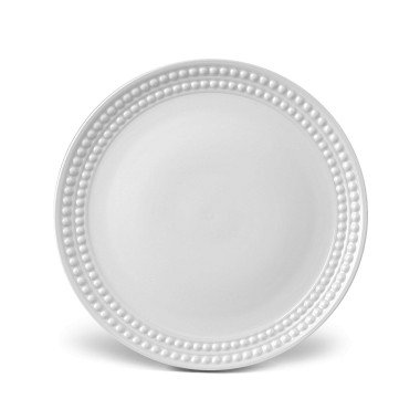 $42.00 Perlee White Dinner Plate