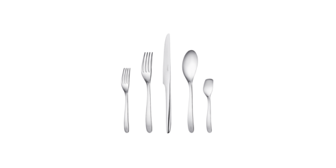 L'ame de Christofle Stainless Flatware 5-piece collection with 1 products